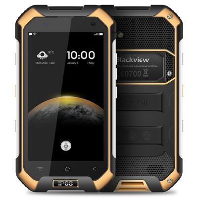 Blackview BV6000S Dual Sim 16GB Yellow