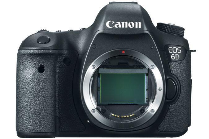 Canon EOS 6D Camera (Body Only)