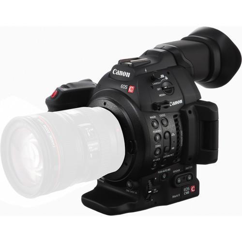 Canon EOS C100 MK II Cinema Camera (EF) (Body Only)