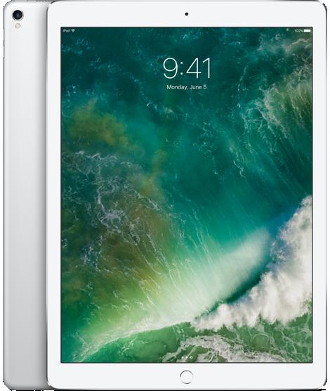 Apple iPad Pro 12.9 Wifi 512GB Silver