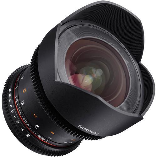 Samyang 14mm T3.1 ED AS I UMC VDSLR (Sony E-Mount)