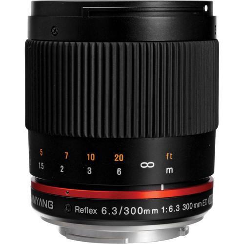 Samyang 300mm f/6.3 Mirror Lens Black (E-mount)