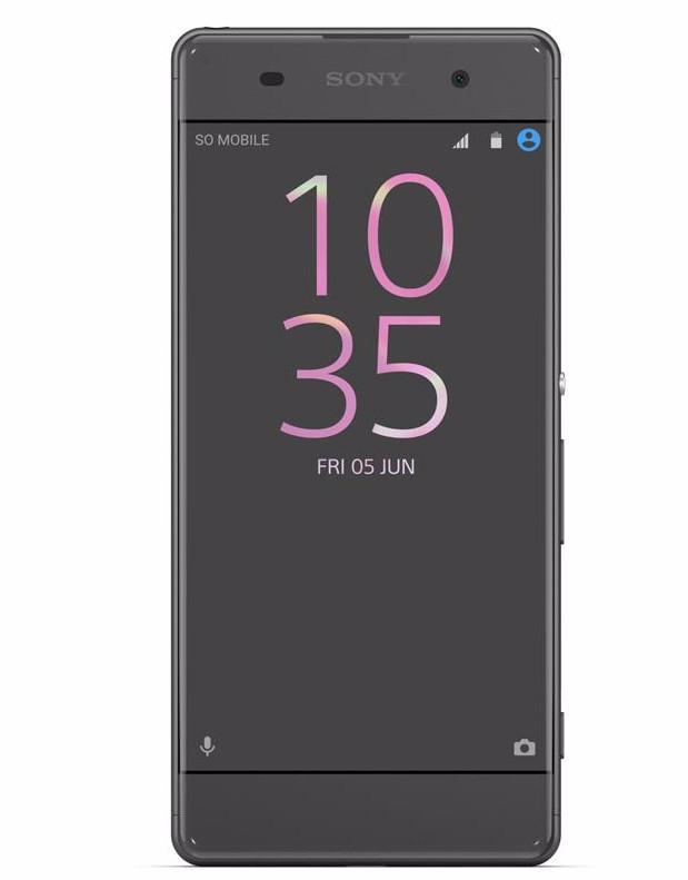 Sony Xperia XA F3116 Dual Sim 4G 16GB Black