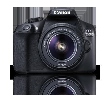 Canon EOS 1300D Kit (18-55 II)