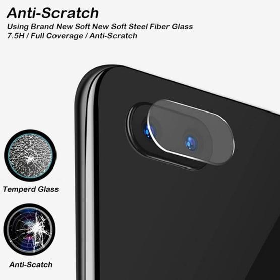 0.3mm 2.5D Transparent Rear Camera Lens Protector Tempered Glass Film for Xiaomi Mi 9T Pro