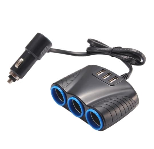 Car DVR - Generalplus 720P VGA 2.4 inch LCD Screen Display