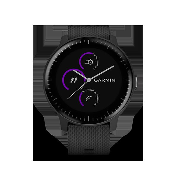 Garmin Vivoactive 3 Music Watch (Black)