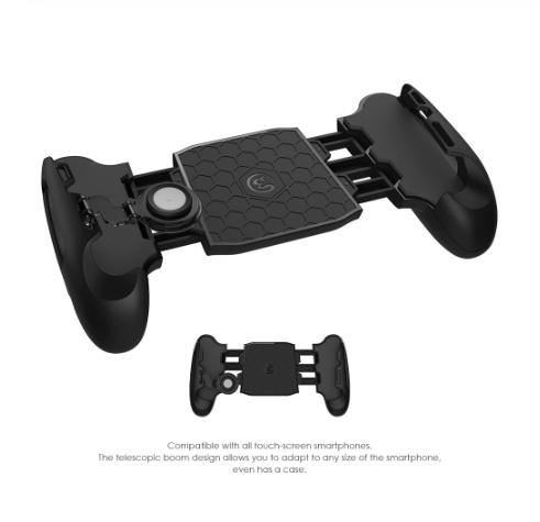 GameSir F1 Stretchable Joystick Grip / Extended Handle Game Controller (Black)