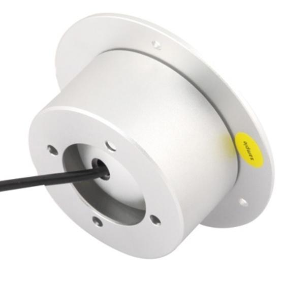 1 / 3 SHARP 420TVL 3.6mm Lens Waterproof Color Dome CCD Video Camera