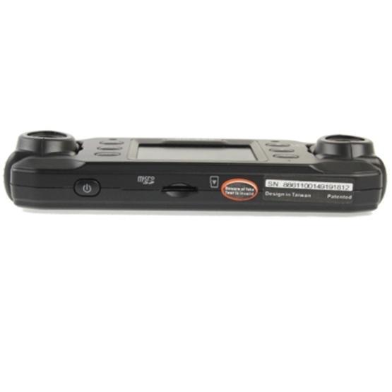 Car DVR - 2.0 inch Screen Dual Lenses