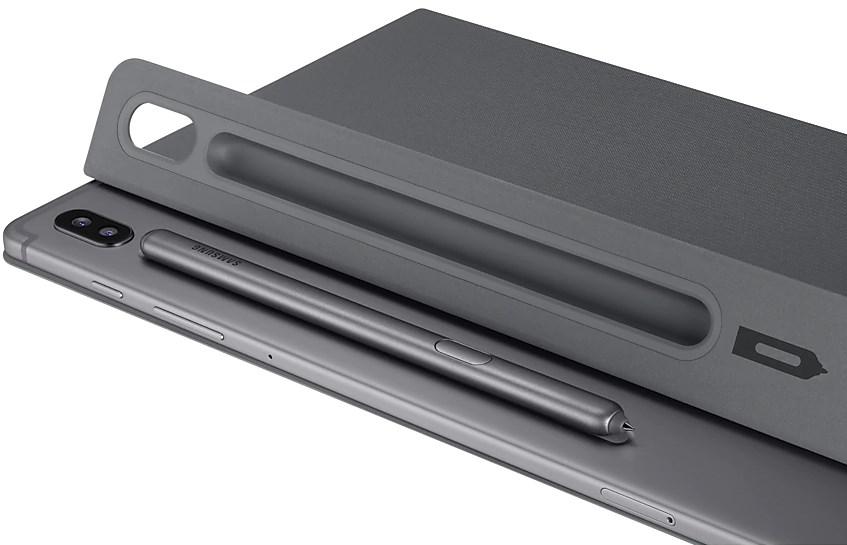 Samsung Galaxy Tab S6 Book Cover Black