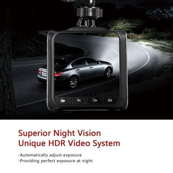 Car DVR - Anytek A3 With Sony IMX322 CMOS Super Night Vision