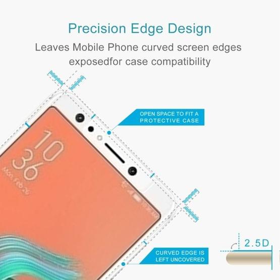 (2 pcs/Set) 0.26mm 9H Surface Hardness 2.5D Explosion-proof Tempered Glass Screen Film for Asus Zenfone 5 Lite ZC600KL