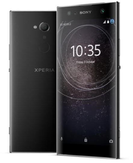 Sony Xperia XA2 H4133 Dual Sim 32GB Black