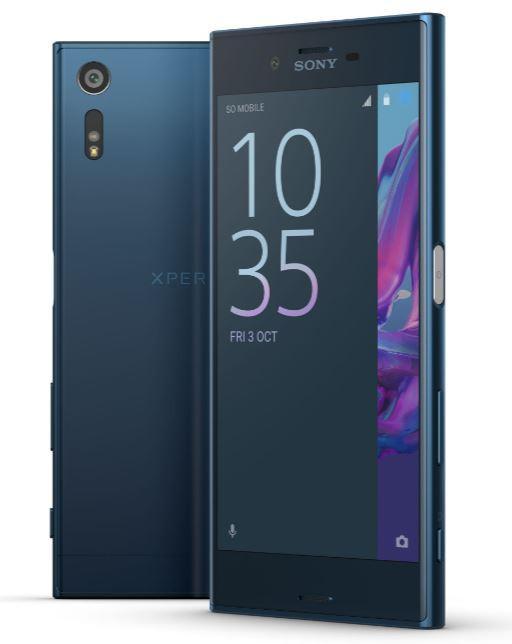 Sony Xperia XZ Dual Sim F8332 64GB Blue